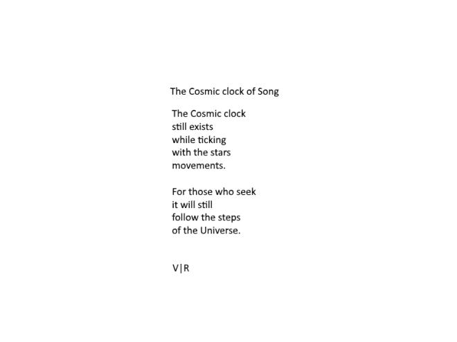 cosmic clock